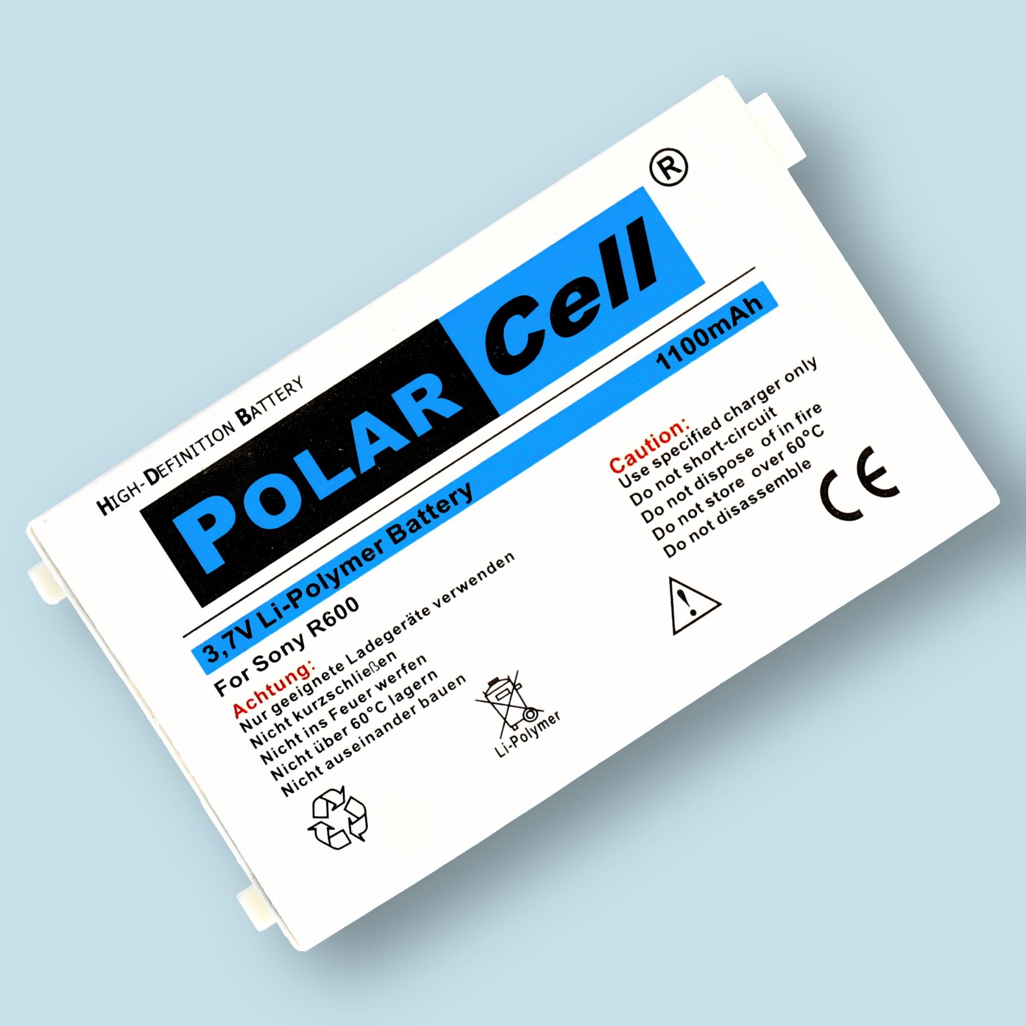 PolarCell-Batterie-pour-Sony-Ericsson-R600-BST-20-1100mAh-Li-Polymer