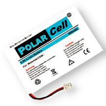 PolarCell Li-Ion Replacement Battery for Motorola C330