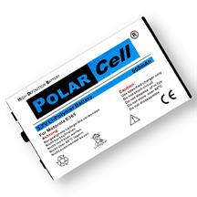 PolarCell Li-Polymer Replacement Battery for Motorola E365
