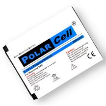 PolarCell Li-Polymer Replacement Battery for Motorola V80