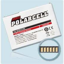 PolarCell Li-Polymer Replacement Battery for Qtek S100