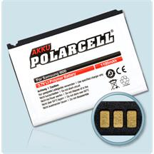 PolarCell Li-Polymer Replacement Battery for Samsung SGH-i600