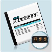 PolarCell Li-Ion Akku für Nokia E51