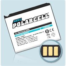 PolarCell Li-Ion Replacement Battery for Samsung SGH-G800