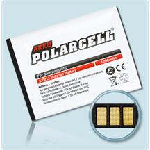 PolarCell Li-Polymer Replacement Battery for Samsung SGH-i450