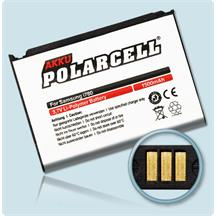 PolarCell Li-Polymer Replacement Battery for Samsung SGH-i780