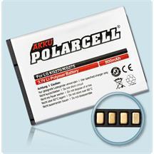 PolarCell Li-Polymer Akku für LG KG270