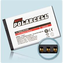 PolarCell Li-Polymer Akku für Nokia 5310 XpressMusic