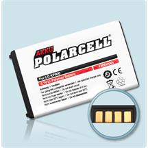 PolarCell Li-Polymer Replacement Battery for LG New Prada Phone (KF900)