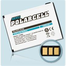 PolarCell Li-Ion Akku für HTC Rose (S740)