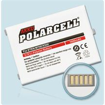 PolarCell Li-Polymer Replacement Battery for ETEN Glofiish M700