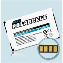 PolarCell Li-Ion Replacement Battery for HTC Touch Diamond 2 (T5353)