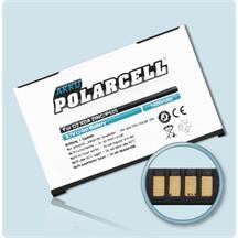 PolarCell Li-Ion Akku für O2 XDA Zinc