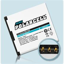 PolarCell Li-Ion Replacement Battery for Nokia N85