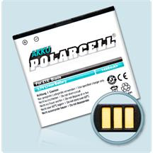 PolarCell Li-Ion Replacement Battery for ZTE Blade (V880)