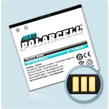 PolarCell Li-Ion Akku für ZTE Blade (V880)