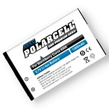 PolarCell Li-Ion Replacement Battery for BlackBerry Curve 8300