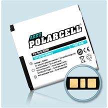 PolarCell Li-Ion Replacement Battery for Sony Ericsson K850i