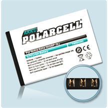 PolarCell Li-Ion Akku für Nokia Lumia 610