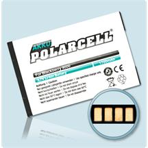 PolarCell Li-Ion Akku für BlackBerry Bold 9000
