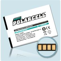 PolarCell Li-Ion Akku für BlackBerry Bold 9900