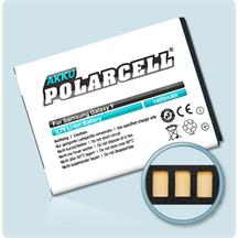 PolarCell Li-Ion Replacement Battery for Samsung Galaxy Y Pro (GT-B5510)
