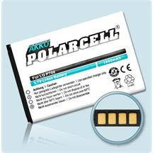 PolarCell Li-Ion Akku für LG Optimus L7 (P700)