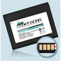 PolarCell Li-Ion Replacement Battery for BlackBerry 6210