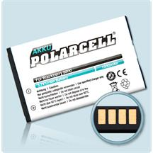 PolarCell Li-Ion Akku für BlackBerry 8800