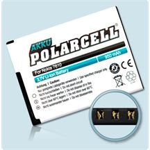PolarCell Li-Ion Replacement Battery for Nokia 7610 Supernova