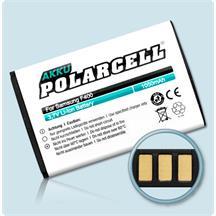 PolarCell Li-Ion Akku für Samsung SGH-F400