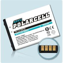 PolarCell Li-Ion Akku für LG GM750