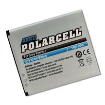 PolarCell Li-Ion Replacement Battery for Sony Xperia J (ST26i)