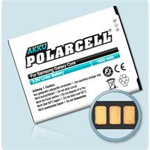 PolarCell Li-Ion Replacement Battery for Samsung Galaxy Core (GT-i8260)