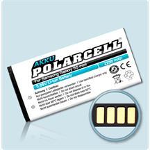 PolarCell Li-Ion Akku für Samsung Galaxy S5 mini (SM-G800F)