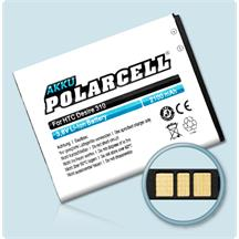 PolarCell Li-Ion Replacement Battery for HTC Desire 310 (D310n)