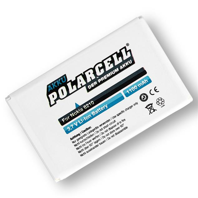 PolarCell Li-Ion Akku für Nokia 8850