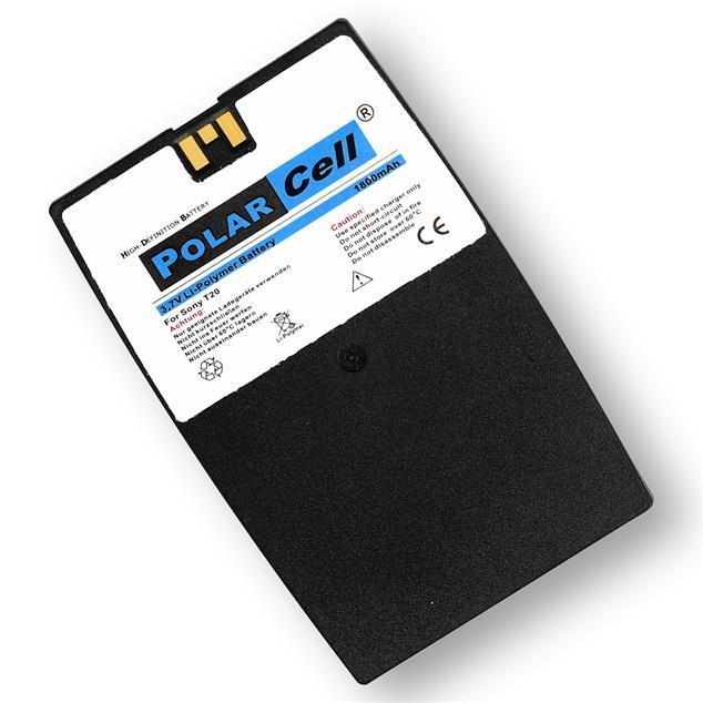 PolarCell Li-Polymer Akku für Sony Ericsson T20 | T20s