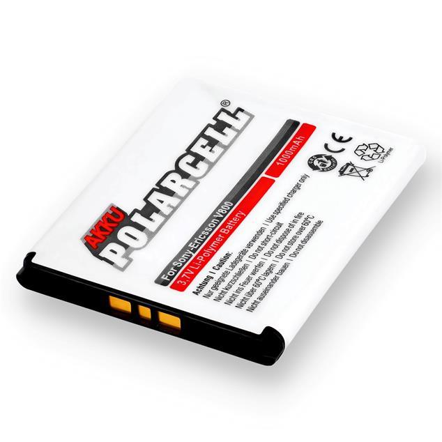 PolarCell Li-Polymer Akku für Sony Ericsson V800