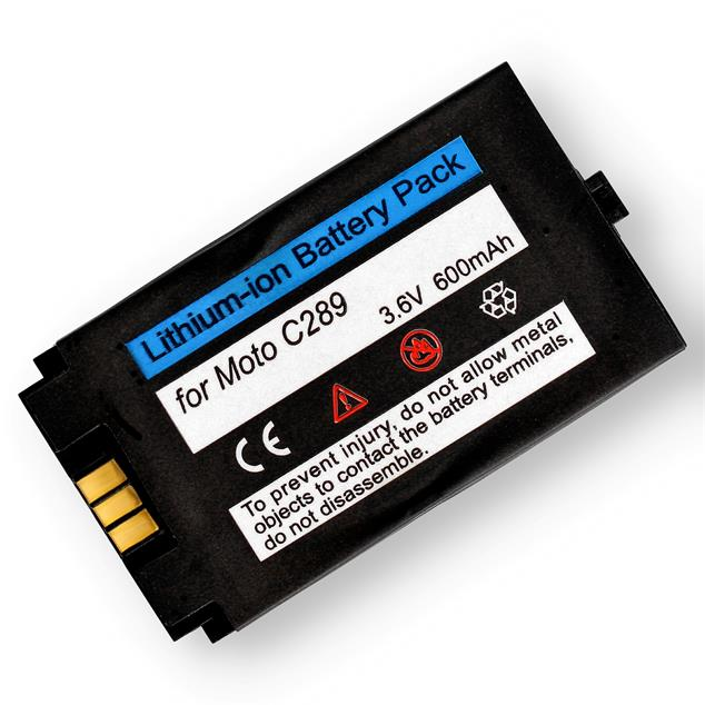PolarCell Li-Ion Akku für Motorola C289