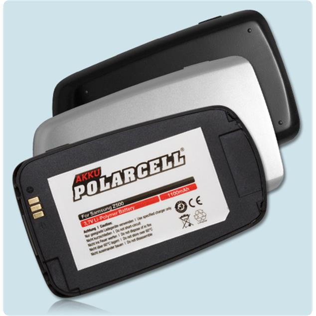 PolarCell Li-Polymer Replacement Battery for Samsung SGH-Z500