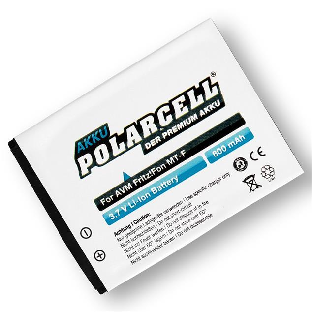 PolarCell Li-Ion Akku für Motorola MotoFone F3