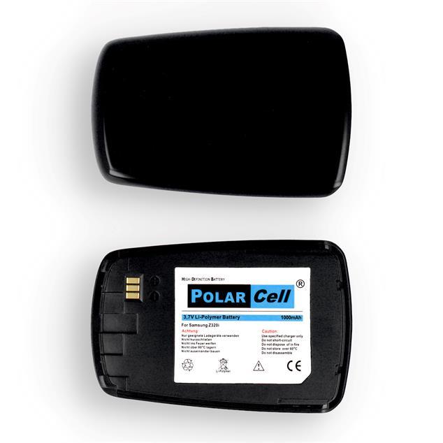 PolarCell Li-Polymer Akku für Samsung SGH-Z320 | SGH-Z320i