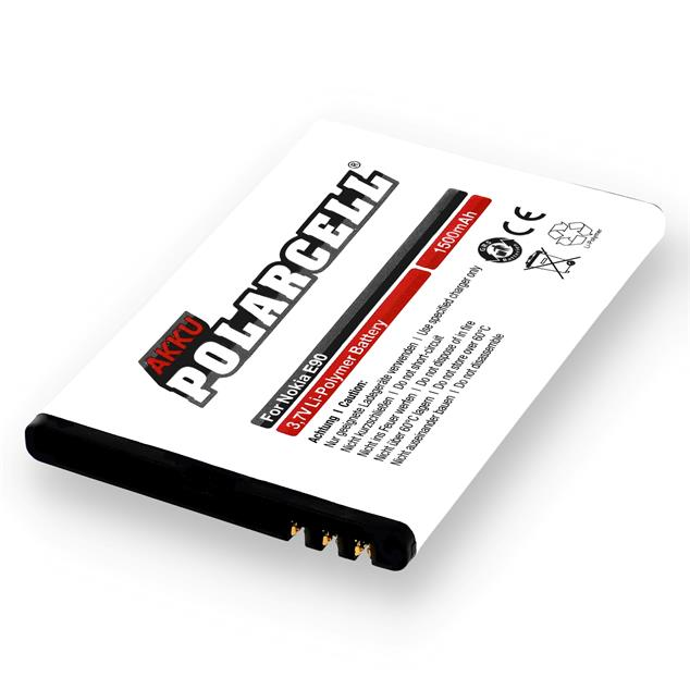 PolarCell Li-Polymer Akku für Nokia 6650 fold