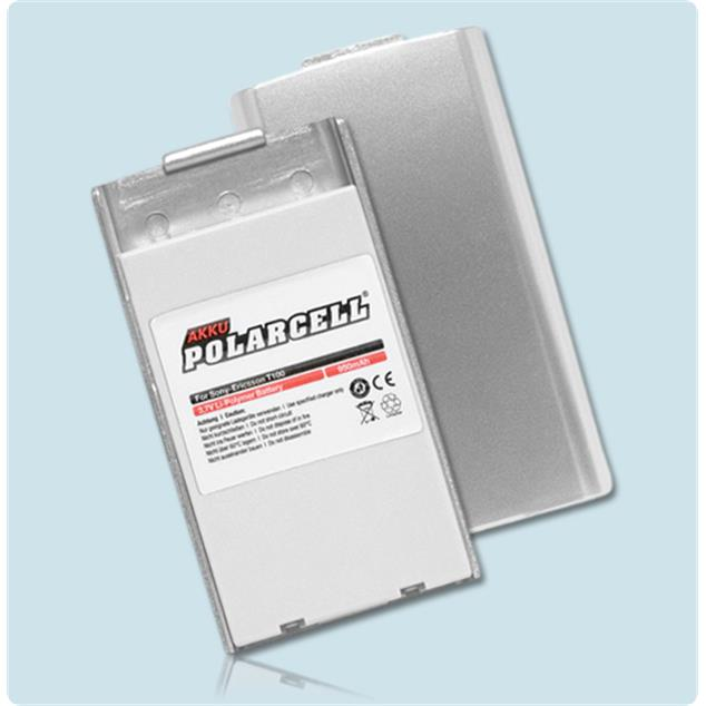 PolarCell Li-Polymer Replacement Battery for Sony Ericsson T100