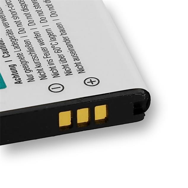 PolarCell Li-Ion Akku für Samsung Galaxy W (GT-i8150)