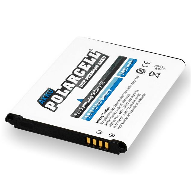 PolarCell Li-Ion Replacement Battery for Samsung Galaxy S3 (GT-i9300)