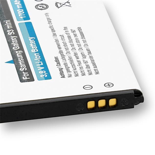 PolarCell Li-Ion Akku für Samsung Galaxy Ace 2 (GT-i8160)