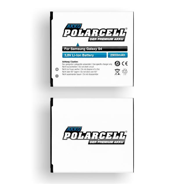 PolarCell Li-Ion Akku für Samsung Galaxy S4  (GT-i9500)