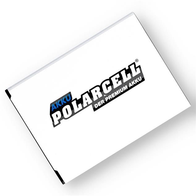PolarCell Li-Ion Replacement Battery for Samsung Galaxy S4 mini (GT-i9190) - incl. NFC-Antenna